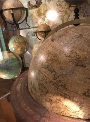 Magic place — one world #globemuseum #globe #earth #planets #ancienthistory #museum #love #details #history #curiosity #exploration #adventure...