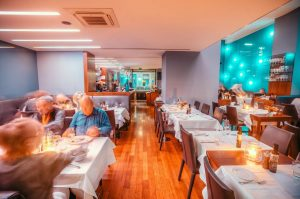 #restaurant #fishrestaurant #gourmet #interieur #mediterranean #croatian #dalmatia #winelover #seafood #healthyfood #foodie #foodlover #foodblogger #enjoy #wineanddine #goodfood #instafood...