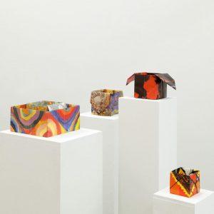 On View in Vienna: BOOKS + PAPERS II at @christinekoeniggalerie Image: PIERRE BISMUTH ...