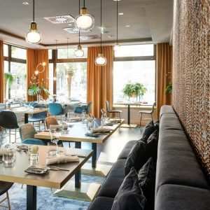 Our At Eight Restaurant & Bar reopens its doors in a new elegant design. We are looking...
