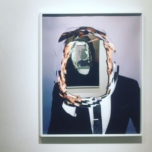 mirror, mirror on the wall Daniele Buetti ARE YOU TALKING TO ME? @galeriehilger @danielebuetti #danielebuetti #contemporaryart #art...