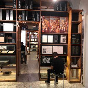 Literatur braucht Raum. Literaturmuseum der Österreichischen Nationalbibliothek