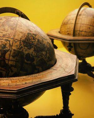 🌎 🌍 🌏 Globenmuseum der Österreichischen Nationalbibliothek