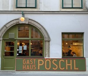 My latest submission to @accidentallywesanderson #fingercrossed #vienna Gasthaus Pöschl früher Immervoll