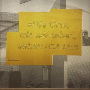Besuch im Literaturmuseum. Die Stadt im Spiegel der Literatur ✨ Literaturmuseum der Österreichischen Nationalbibliothek