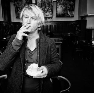 detlev buck im anzengruber. #detlevbuck #schauspieler #regisseur #portrait #portraitphotography #lovemyjob #photooftheday Anzengruber-Cafe