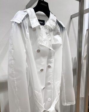 AMICIS outlet: men — transparent rain protection coat %%% now available #amicisoutlet #neilbarrett #menswearstyle #viennastore #designeroutletvienna #viennashopping...