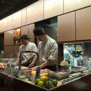 Sushi Masters @ Work SHIKI