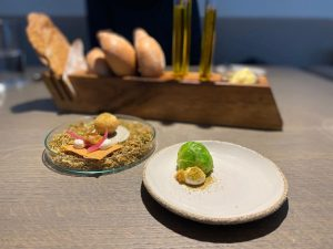 There are only a few vegetarian michelin starred restaurants in the World. However, vegetarian dishes at most...