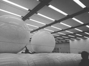 Das Museum als Unruheherd #alfredschmeller#lastday#mumok MQ – MuseumsQuartier Wien