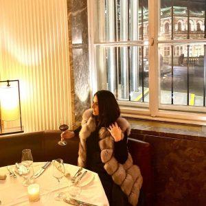 📍 Viena   Áustria 🇦🇹 #dinner #operadeviena @docoalbertina DO & CO Albertina
