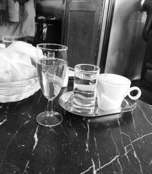#Austria #Wien #NYEWeekend #ProseccoBrunch #BelvedereMuseum Cafe Goldegg