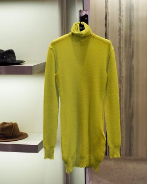 AMICIS outlet: new in - sweater dress in lime %%% #amicisoutlet #viennashopping #designeroutlet #viennaaustria #fashionoutlet #everydaysale