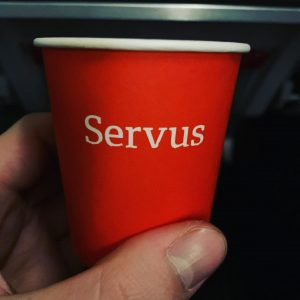 #servus #austrianairlines #aviation #travel Flughafen Wien - Vienna International Airport