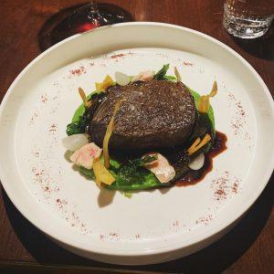 Steak: A good start into the Weekend #andazvienna #eugen21 #steak #vienna Andaz Vienna Am Belvedere