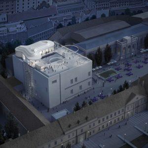 🔥 Rooftop-News aus Wien 🔥 Die neue MQ Libelle hat endlich einen fixen Opening-Termin: Zum Eröffnungs-Wochenendes von...