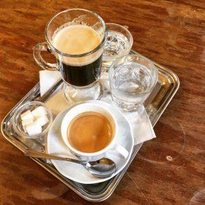#coffeebreak ☕️ Café Sperl