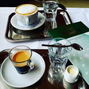 Wiener Frühstück #vienna🇦🇹 Café Prückel