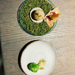 @tian_restaurant_wien #vegetarianmenu #wien #vegetarian #solocosebuone #beetroot Tian Restaurant Wien