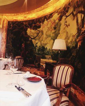 Delicious food and excellent service at our wonderful Rotunde @lecielbytonimoerwald #guidemichelin #starkitchenrestaurant #starkitchen #gaultetmillau #gourmet #gourmetfood #gourmetdinner...