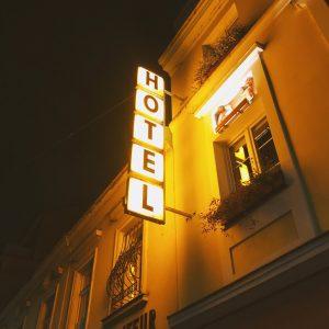 Sicherheit 💫 Hotel am Brillantengrund