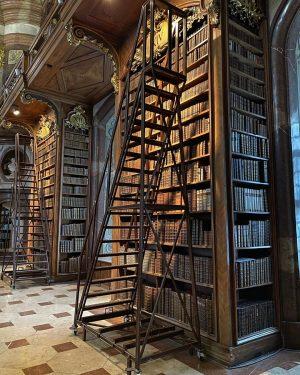 Reading is fundamental 🕶 . . . #vienna #nationalbibliothek #prunksaal #prunksaaldernationalbibliothekwien #books #library #rupaul #gaytraveler #travelphotography Österreichische...