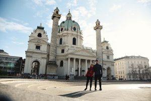 Brett i Wien. 🎻