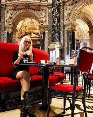 Na kávičku do múzea ☕️ #kunsthistorischesmuseum #art #caravaggio #vienna Kunsthistorisches Museum Vienna