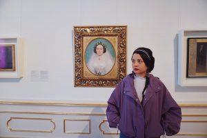 I am at the museum full of art . . . . #belvederemuseum ...