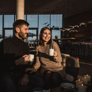 Life is short. Enjoy your drink at the Aurora Rooftop Bar. Regardless which weather, we are open...