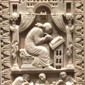 #ivory #medieval #popegregory #artmakesmehappy #kunstmaaktgelukkig Kunsthistorisches Museum Vienna