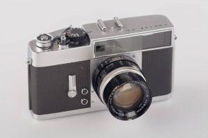 Which #cameraoftheweek do we have here for you today👀?  👉Konishirocu Konica FR (#Rangefinder) 👉1959  Prototype...