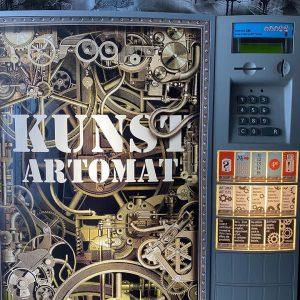 Kannte ich nicht. #Kunst #Automat beim #Westlicht WestLicht. Schauplatz für Fotografie