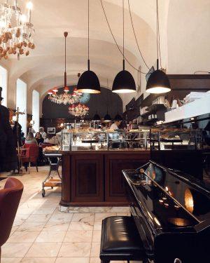 GM☕️ #details #style #vienna #diglas Cafe Diglas Wollzeile