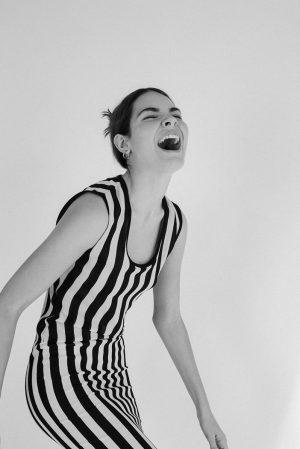 #Introducing Nina Pacek @ninapacek 🔥 Shot by @bybrickandmortar // Hair and Makeup: @juliamarinics // #TeamWienerModels @wiener_models Wiener...