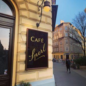 비엔나 비포선라이즈 Café Sperl
