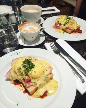 Brunch at the Guest House Vienne, Brasserie & Bakery 🥯 Breakfast from 6:30-23:00🙌 #guesthousevienna #viennabrunch #brunch #brunchlover...