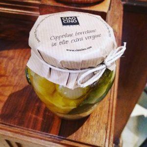 Produkt der Woche: Cippoline borretane fein eingelegt. Gerade jetzt, wo alle krank werden, ...