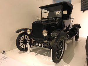 Ford Model T Roadster | 1914 | 0,5 Horse Power, start with crank TMW - Technisches Museum...