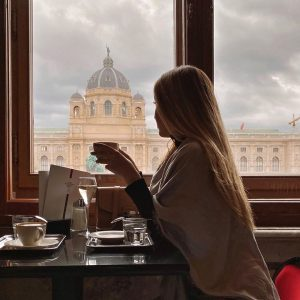 but first coffee🤎 Kunsthistorisches Museum Vienna
