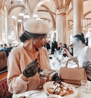 Pancakes are always good idea 🤪😻👍🏼☕️ Fav place in Vienna @cafecentralwien 🍰 Café Central Wien