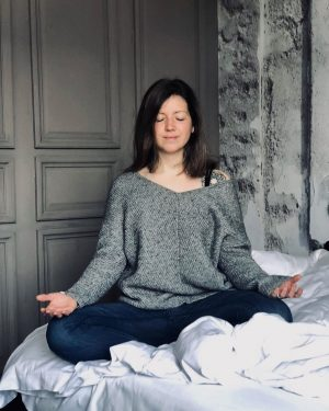 Things you need for your meditation: nothing . . You don't need a ...