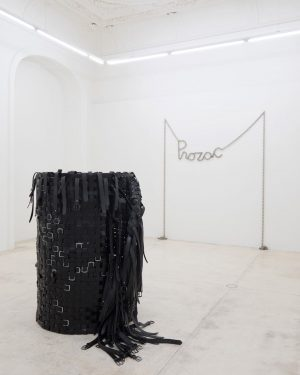 Monica Bonvicini's current solo exhibition is only on view till Friday, 27th - ...