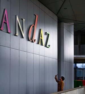 "Andaz is a Hindi word meaning ""personal Style"". Our name celebrates the individuality of every guest and..."