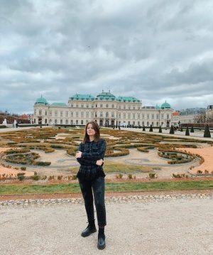 Какое счастье видеть такую красоту своими глазами 🤍 ⠀ #vscovienna Belvedere, Vienna