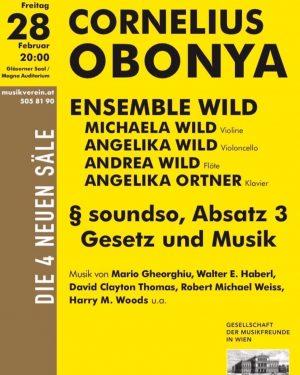 #Konzert #Lesung #gesetz #musik #musikverein #gläsernersaal #jurist Wiener Musikverein