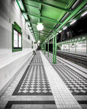 Station Stadtpark - #beste 💚 | #stadtpark #wien #ubahn #wienliebe . . . . #wienerlinien #vienna #vienna_city...