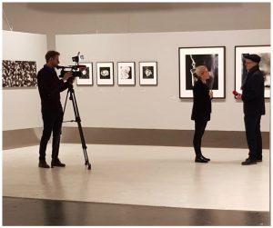 📷 Lennart Nilsson (1922-2017) at WestLicht Musuem for Photography Vienna @lennartnilssonphotography @westlichtvienna #westlicht #lennartnilsson #lennartnilssonphotography Courtesy Stene...