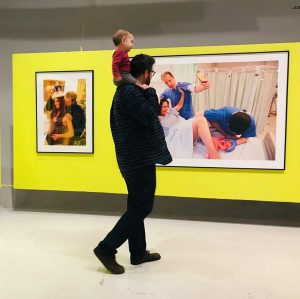 Die @lullulia hat mich bei der Arbeit fotografiert. #Westlicht #Fotografie #Museum #Wien WestLicht. Schauplatz für Fotografie