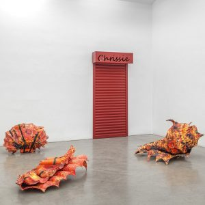 Rebecca Ackroyd as part of »4 x 1 = 30« • Christine König Galerie - celebrating its...